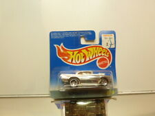 HOT WHEELS 15270 CHEVROLET CHEVY '57 - CHROME 1:60? - UNUSED IN CARD BLISTER
