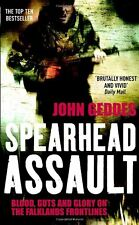 Spearhead Assault: Blood, Guts and Glory on the Falklands Fron ,.9780099514299
