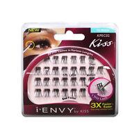 Kiss i-Envy 30 Trio lashes Various Lengths Cluster Eyelashes Trio Medium KPEC02