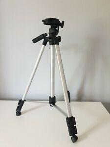 Aluminium Camera Photo Video Tripod With 3-Way 360 Degree Rotation