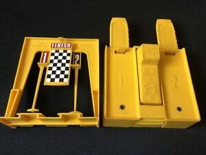 Vintage Hot Wheels Mattel Starting Gate and Finish Gate Redline Era 1967/1968