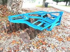 Used Ford 7 Ft 3 Pt Lift Disc Harrow Free 1000 Mile Shipping From Ky
