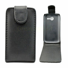 Flip Leather Phone Skin Pouch Case Cover For Samsung Galaxy Pocket 2 Duos G110H