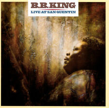 Live at San Quentin by B.B. King (CD, Aug-1990, MCA)