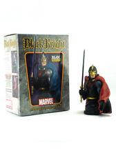 Bowen Designs Black Knight Mini Bust Red Cape 698/700 Marvel Sample New In Box