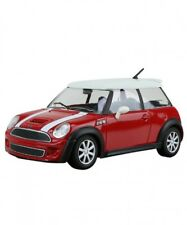New Burago 1/24 Mini Cooper S Red Diecast from Japan