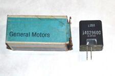 GM HORN RELAY BUICK CADILLAC CHEVROLET & CORVETTE GMC JEEP OLDSMOBILE PONTIAC