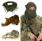110cm Military Utility Tactical Gear Desert Shemagh Keffiyeh Arab Scarf Cotton
