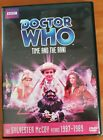 Doctor Who - Time and the Rani Sylvester McCoy Story 148 DVD