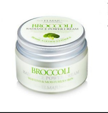Ladykin Elmaju Broccoli Radiance Power Cream 2ea (1+1) USA Faster Delivery