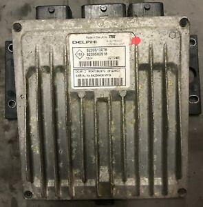 Calculateur Renault Kangoo 1.5 DCI DCM1.2 8200513076 8200582518 R0410B037C