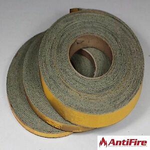 Envirograf Intumescent Glazing Strip/Tape 20mm x 10m - 60min Fire Protection