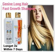 Genive Long Hair Fast Growth Shampoo Helps Your Hair Lengthen Grow Faster Longer