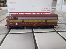 bachmann hawthorne village Pennsylvania powered engine Ho scale