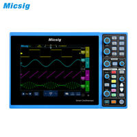 Micsig STO1104C Oscilloscope 100MHz 4CH Touchscreen+Button Expedited Shipping