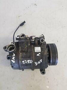 BMW 525D 3.0D AIR CON COMPRESSOR 6983098