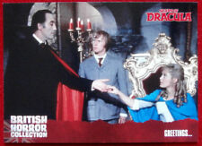 BRITISH HORROR - Card #14 - Scars Of Dracula - GREETINGS