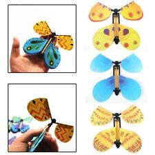 6pcs The Best Gift Card MAGIC FLYING BUTTERFLY Surprise Birthday Happy Card