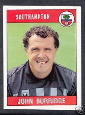 Panini Football 1990 Sticker - No 262 - John Burridge - Southampton