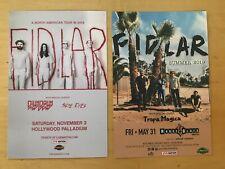 FIDLAR Los Angeles handbills