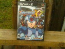 Mega Man X7 (Sony PlayStation 2, 2003)COMPLETE