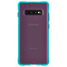Case-Mate Samsung Galaxy S10 Tough Neon Turquoise Purple Neon