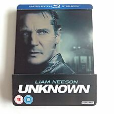 Unknown Blu-Ray Steelbook [UK] Ultra Limited Edition 2,000 Printed Worldwide!