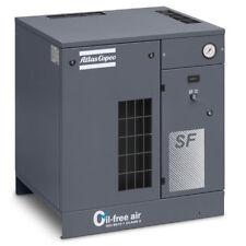 Atlas Copco SF1 AP 1.5-HP Tankless Oil-Free Mono Scroll Air Compressor (230V ...