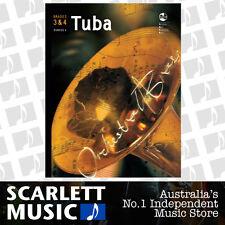AMEB Tuba Series 1 - Grades 3 & 4 ( Grade Three & Four ) *BRAND NEW*