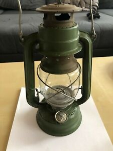 Petroleumlampe Sturmlaterne Stalllaterne BAT No 158 (Sammler)