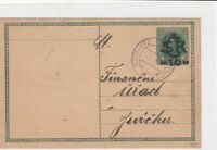 austria 1919  stamps card ref 20956