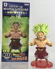 "Dragon Ball Z Legendary Super Saiyan Broly Mega WCF 5.5"" DBZ MGO2 Statue Figure"
