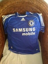 England chelsea FC adidas Soccer/futbol Jersey Size L youth