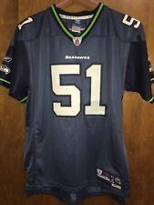d4d8d8dd8 Reebok NFL Seatle Seahawks Tatupu Nunber 55 Jersey Size Youth XL+2