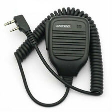 BAOFENG UV-5R WP970 888s Handheld Speaker Mic Radio BF-F8 Walkie Talkie 2Way