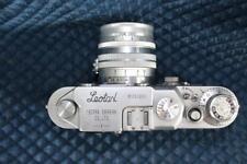 """LEOTAX Rangefinder """"f"""" ~ Topcor-S ~ f=5cm~  2.0 Lens"""
