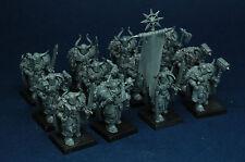 Warhammer - 12 GUERRIERI  DEL CAOS CON DOPPIA ARMA BIANCA 3
