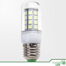 Bombilla Mazorca LED E27 36 SMD 5050 360º Blanco Cálido 110V - 220V - Consumo 7W