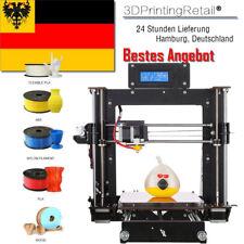 DE 3D Drucker Verbesserte MK8 Extruder + LCD Reprap Prusa i3 DIY kit 3D printer