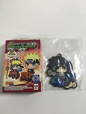 Megahouse Rubber keychain Naruto Shippuden Friend of Konoha Sasuke Aoda Japan