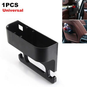 1PC Car SUV Seat Back Crevice Cup Holder Case Water Drink Food Phone Storage Box