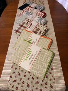 Table Runners 50x150Cm Cm 100% Cotton