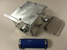 Can Am Maverick 1000 XMR XRS XXC Max Aluminum Intake Air Box CFM Performance