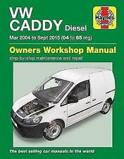 VW Caddy Diesel (Mar '04-Sept '15) 04 to 65 by Mark Storey (Paperback, 2017)