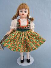 Vintage 1971 Madam Alexander 10'' Cissette Louisa Sound of Music Doll