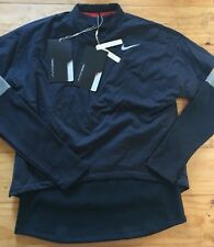 Women's Nike Golf 2 in 1 Golf Aerolayer Top With Tag Black Large 12-14