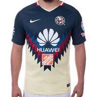 776821 707 Nike Club America 16//17 Men/'s Football Home Stadium Shirt
