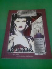 Emblèmes T.1 ; Vampyres - Léa Silhol - Editions de l'Oxymore