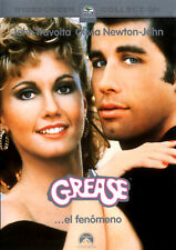 GREASE, dvd