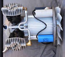 Druckluft Kompressor Aggregat 2,35 kW Kompressormotor Elektromotor 2 Zylinder